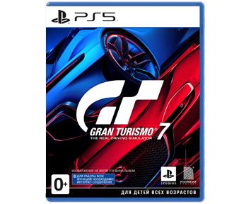 Gran Turismo 7 (Русская версия)(PS5) ПРЕДЗАКАЗ!