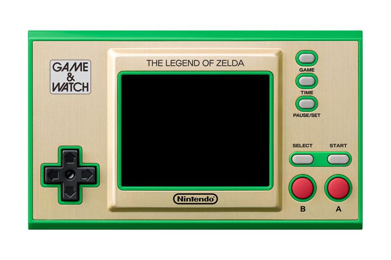 Game & Watch The Legend of Zelda  дополнительное изображение 1