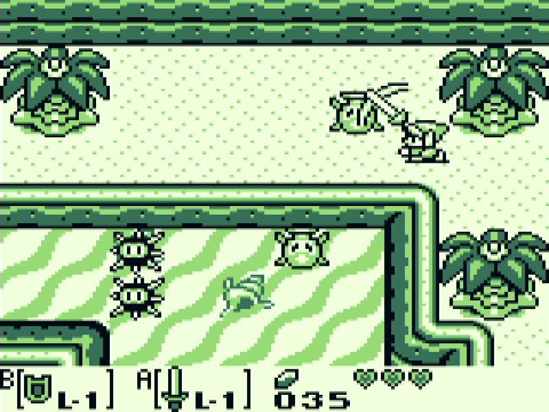 Game & Watch The Legend of Zelda  дополнительное изображение 4