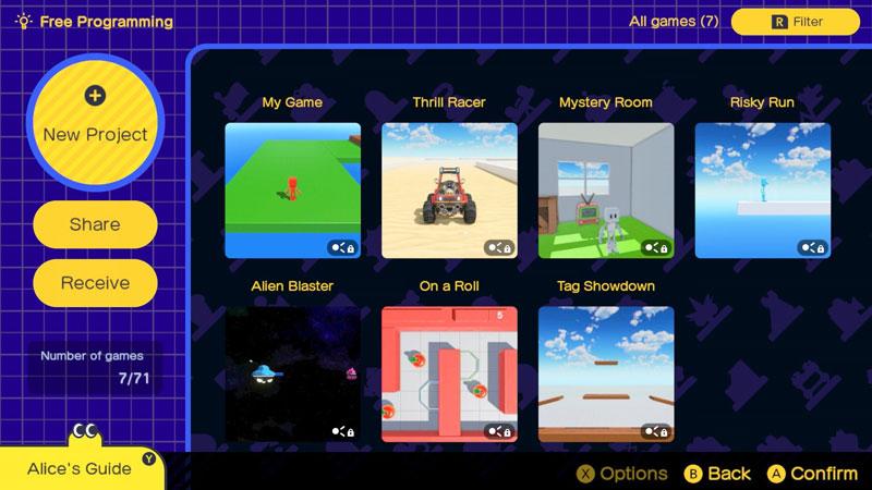 Game Builder Garage  Nintendo Switch дополнительное изображение 1
