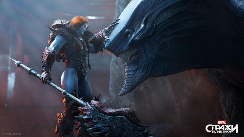 Стражи Галактики Marvel  Xbox One/Series X  дополнительное изображение 2