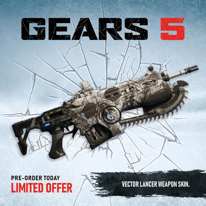 Gears 5 Ultimate Edition Gears of War 5 Xbox One дополнительное изображение 2