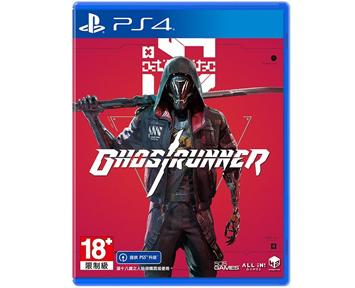 Ghostrunner (Русская версия)[AS](PS4)