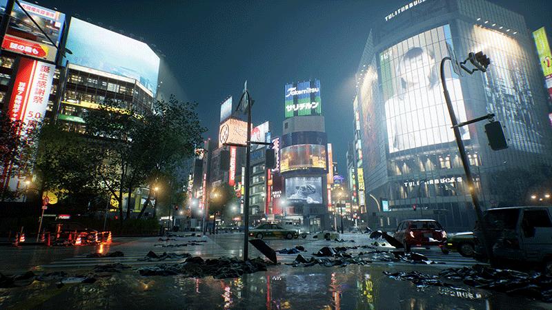 Ghostwire Tokyo  PS5  дополнительное изображение 1
