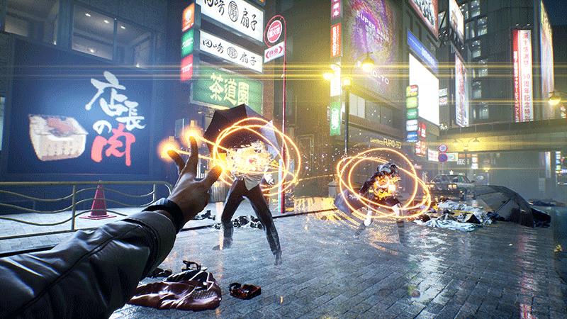 Ghostwire Tokyo  PS5  дополнительное изображение 3