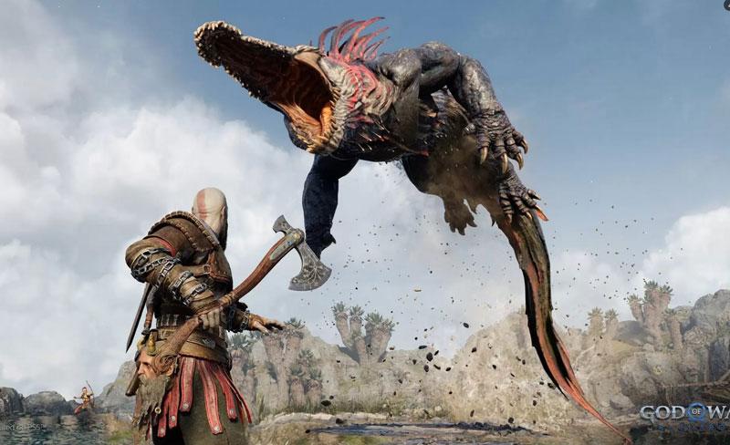 God of War Ragnarok Бог Войны Рагнарок  PS5  дополнительное изображение 3
