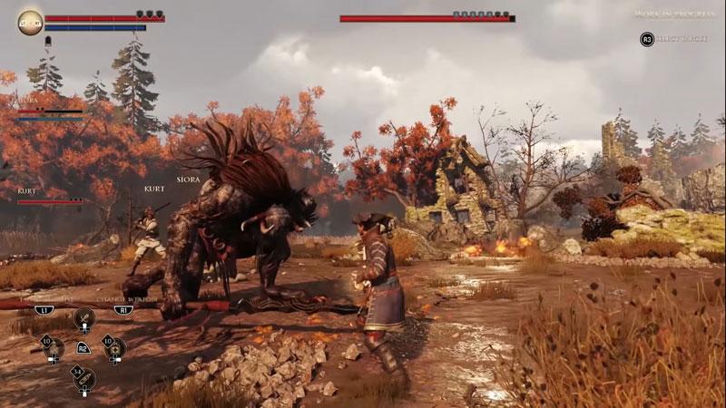 GreedFall Gold Edition  PS5  дополнительное изображение 3