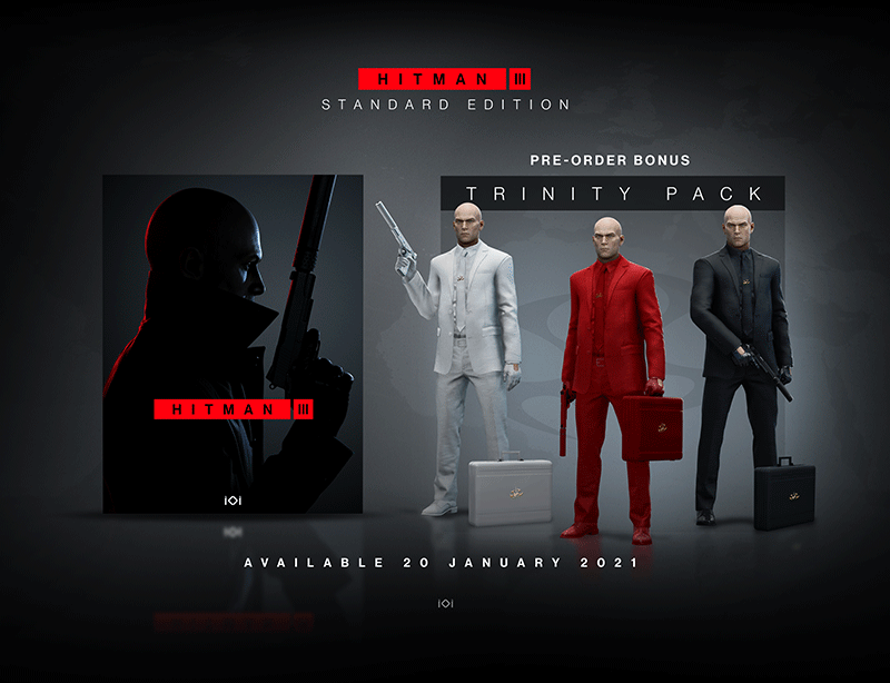 Hitman 3  Xbox One/Series X дополнительное изображение 4