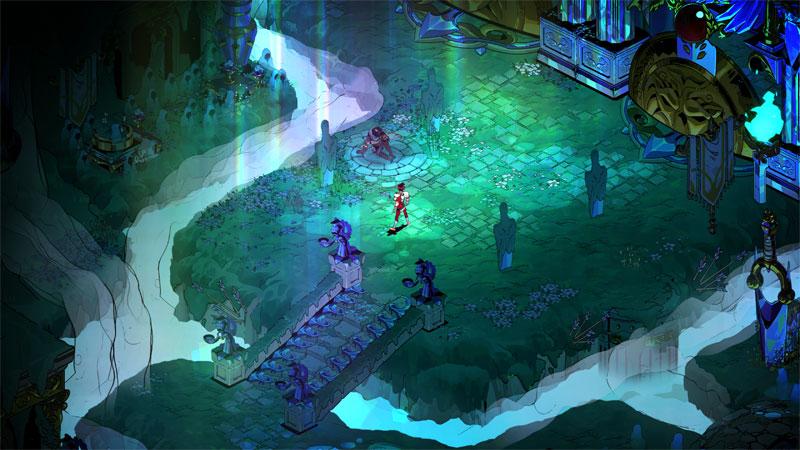 Hades  PS4  дополнительное изображение 1