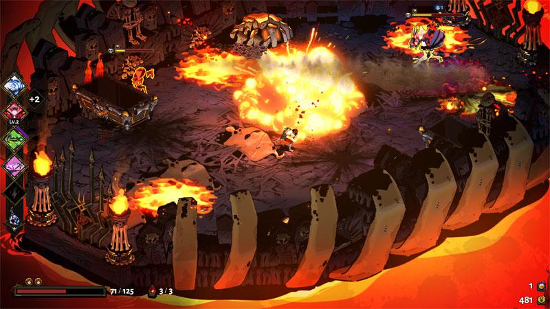 Hades  PS4  дополнительное изображение 2