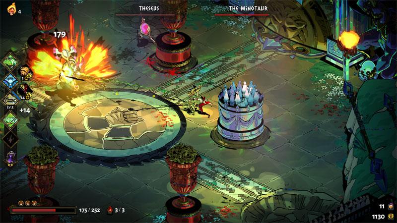 Hades  PS4  дополнительное изображение 3