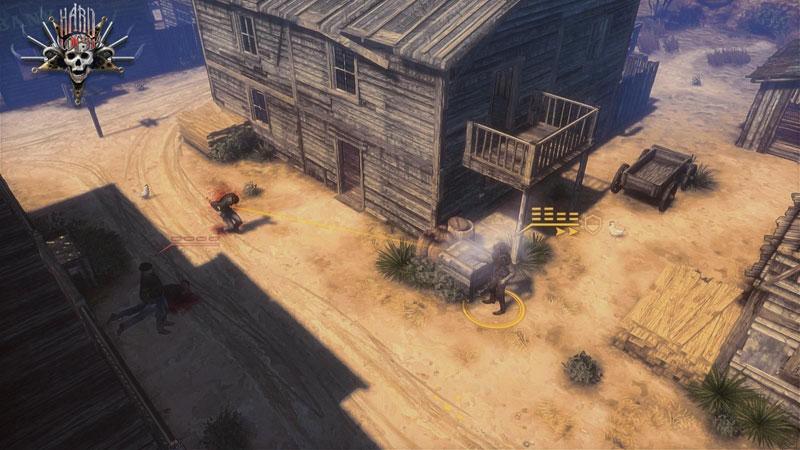 Hard West Collector Edition  Nintendo Switch дополнительное изображение 2
