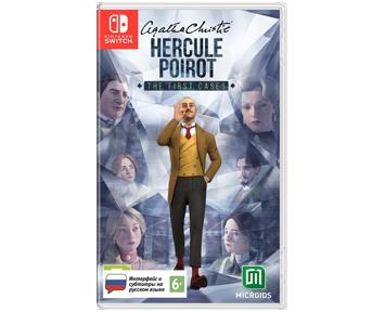 Agatha Christie - Hercule Poirot: The First Cases (Русская версия)(Nintendo Switch) ПРЕДЗАКАЗ!