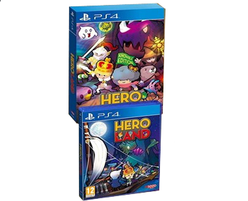 Heroland Knowble Edition (PS4)