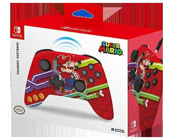 Геймпад Hori Wireless Horipad Super Mario (Nintendo Switch)