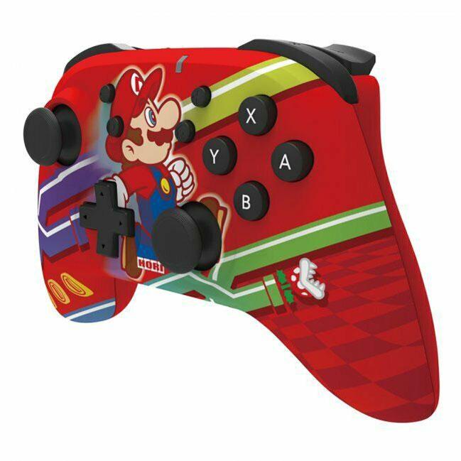 Геймпад Hori Wireless Horipad Super Mario  Nintendo Switch дополнительное изображение 1