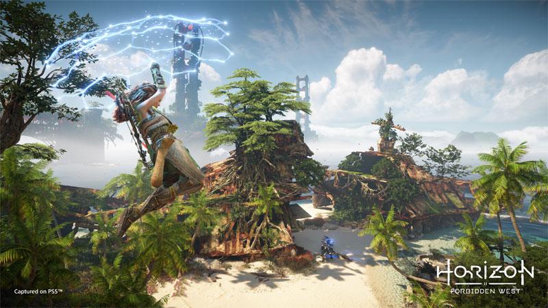 Horizon Запретный Запад Forbidden West PS4  дополнительное изображение 2