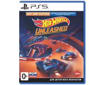 Hot Wheels Unleashed Day One Edition (Русская версия)(PS5)