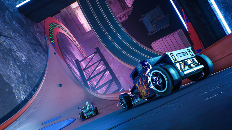 Hot Wheels Unleashed Challenge Accepted Edition  PS5 дополнительное изображение 2