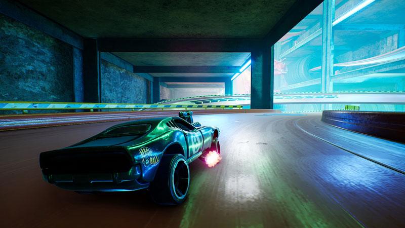 Hot Wheels Unleashed Challenge Accepted Edition  PS5 дополнительное изображение 3