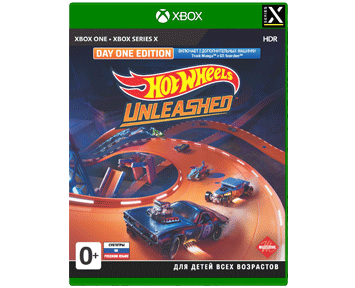 Hot Wheels Unleashed Day One Edition (Русская версия)(Xbox One/Serise X) ПРЕДЗАКАЗ!