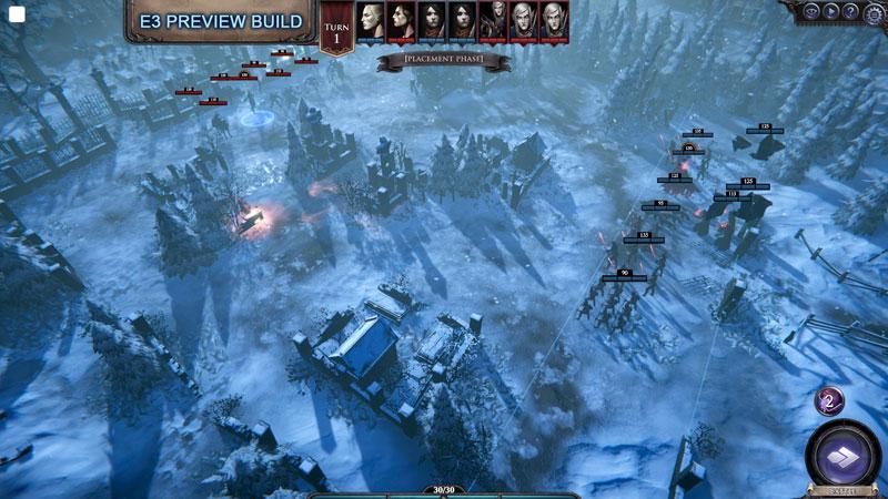 Immortal Realms Vampire Wars  PS4 дополнительное изображение 1