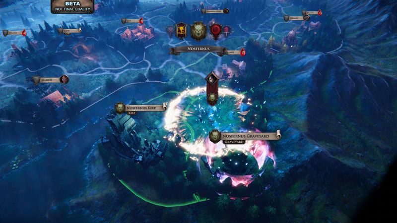 Immortal Realms Vampire Wars  PS4 дополнительное изображение 2