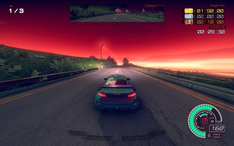Inertial Drift  PS4 дополнительное изображение 1