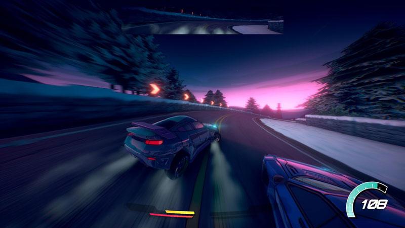 Inertial Drift  PS4 дополнительное изображение 2