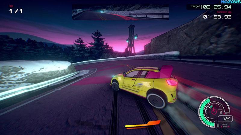 Inertial Drift  PS4 дополнительное изображение 3