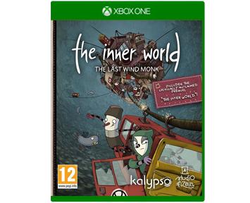 Inner World: The Last Wind Monk (Русская версия)(Xbox One/Xbox Series X)