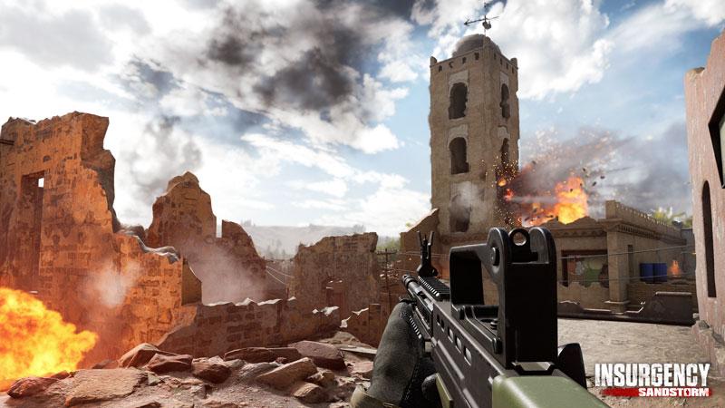 Insurgency Sandstorm  PS4  дополнительное изображение 1