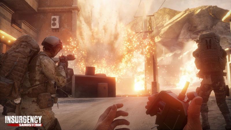 Insurgency Sandstorm  PS4  дополнительное изображение 2
