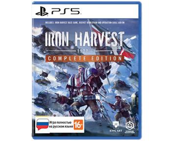 Iron Harvest Complete Edition (Русская версия)(PS5) ПРЕДЗАКАЗ!