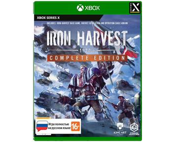 Iron Harvest Complete Edition (Русская версия)(Xbox Series X) ПРЕДЗАКАЗ!