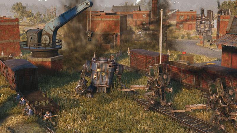 Iron Harvest Complete Edition  Xbox Series X  дополнительное изображение 3