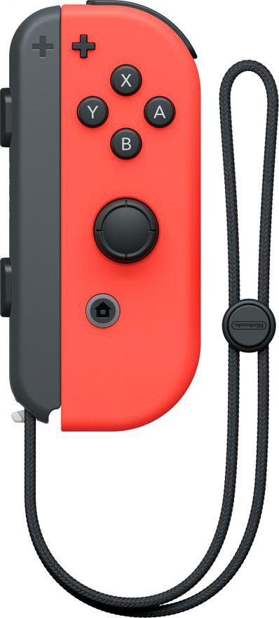 Joy-Con контроллер  Правый Неоново красный дополнительное изображение 1