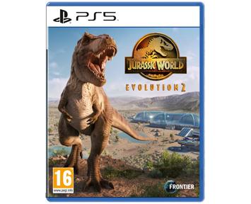 Jurassic World Evolution 2 (Русская версия)(PS5) ПРЕДЗАКАЗ!