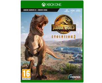 Jurassic World Evolution 2 (Русская версия)(Xbox One/Series X) ПРЕДЗАКАЗ!