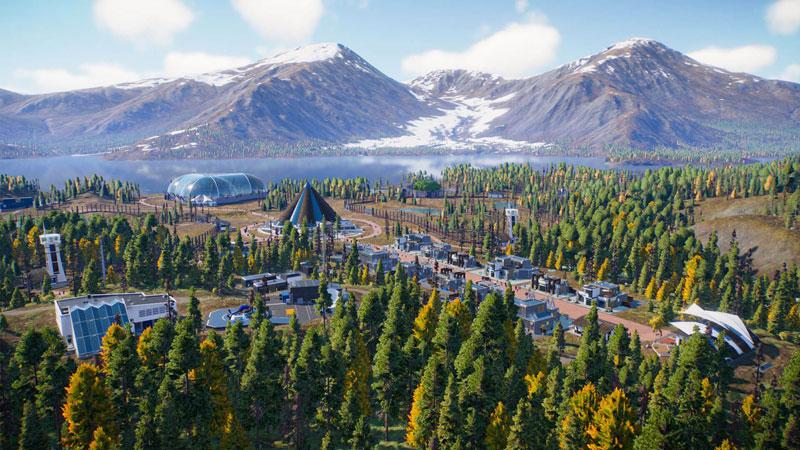 Jurassic World Evolution 2  Xbox One/Series X  дополнительное изображение 1