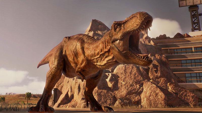 Jurassic World Evolution 2  Xbox One/Series X  дополнительное изображение 2