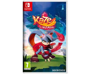 Kaze and the Wild Masks (Русская версия)(Nintendo Switch)