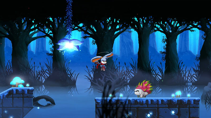 Kaze and the Wild Masks  Xbox One/Series X дополнительное изображение 3