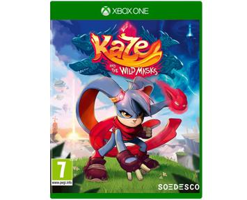 Kaze and the Wild Masks (Русская версия)(Xbox One/Series X)