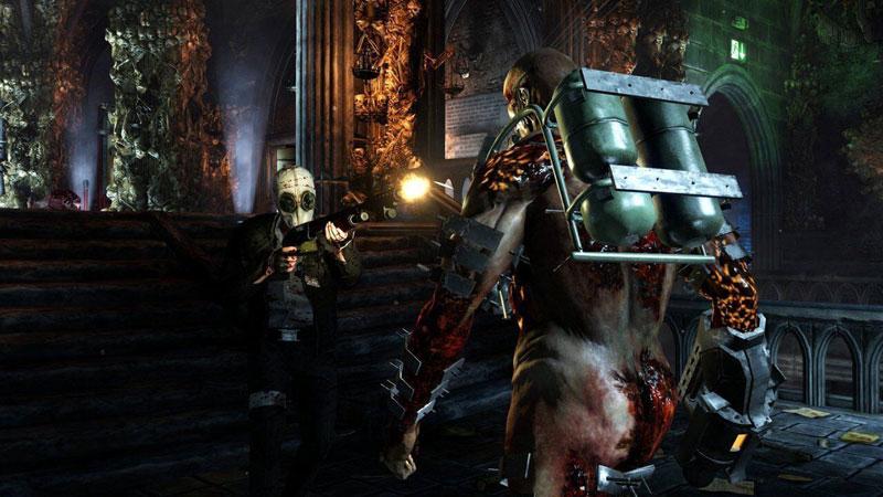 Killing Floor Double Feature VR  PS4 дополнительное изображение 1