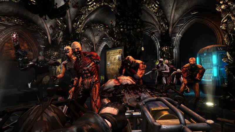 Killing Floor Double Feature VR  PS4 дополнительное изображение 2