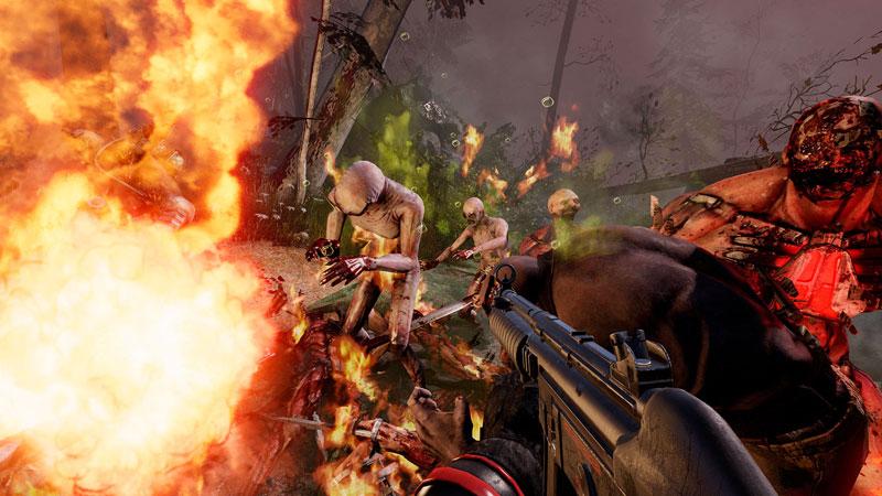 Killing Floor Double Feature VR  PS4 дополнительное изображение 3