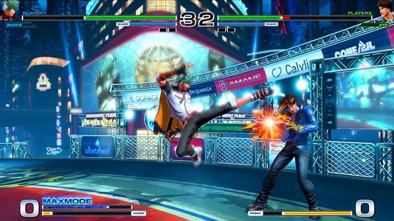 King of Fighters Ultimate Edition XIV AS PS4 дополнительное изображение 1