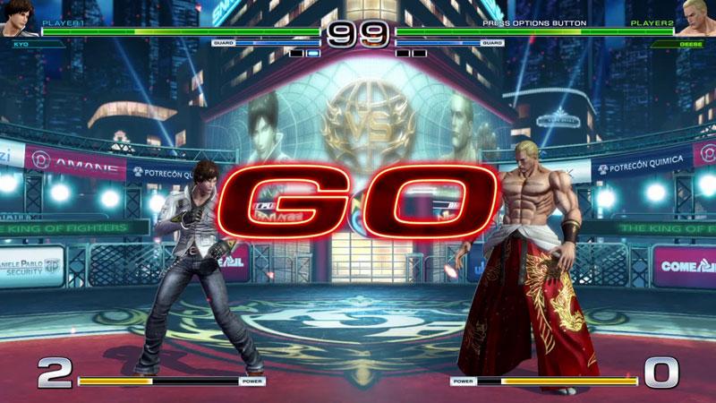 King of Fighters Ultimate Edition XIV AS PS4 дополнительное изображение 2