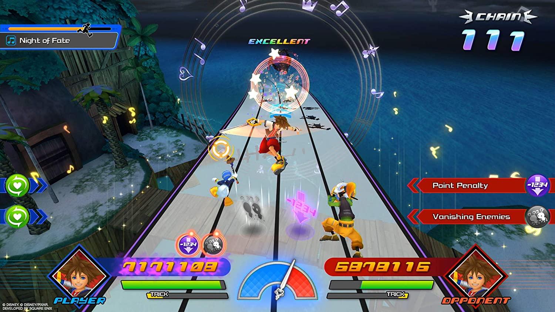 Kingdom Hearts Melody of Memory  Nintendo Switch дополнительное изображение 2